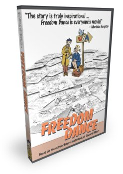 Freedom Dance on DVD